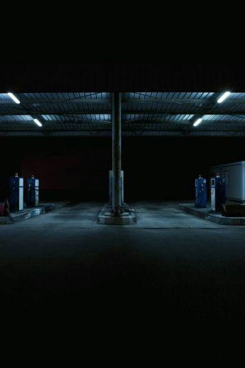 gas station ref